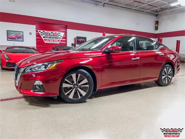 2020 Nissan Altima (CC-1520593) for sale in Glen Ellyn, Illinois