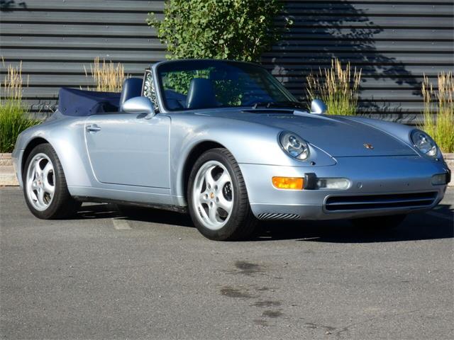1996 Porsche 911 (CC-1525932) for sale in Hailey, Idaho