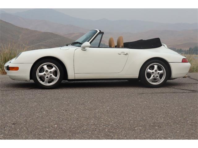 1996 Porsche 911 (CC-1525935) for sale in Hailey, Idaho