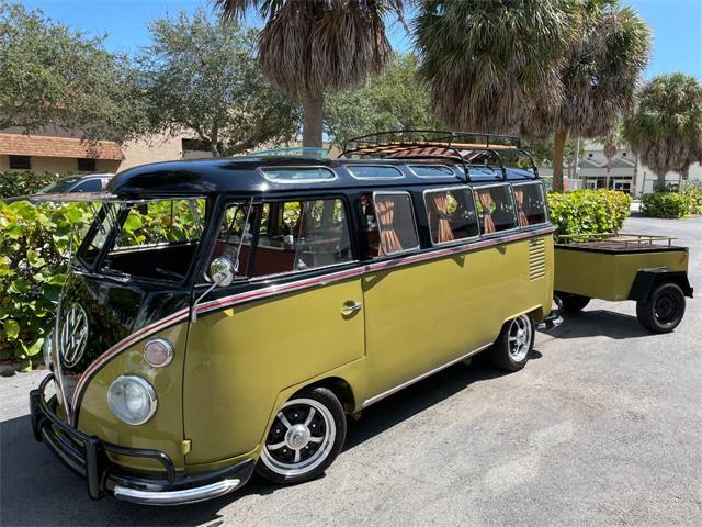 1972 Volkswagen Vanagon (CC-1525938) for sale in Boca Raton, Florida
