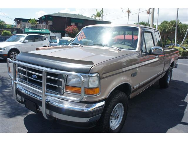 1993 Ford F150 (CC-1525954) for sale in Lantana, Florida