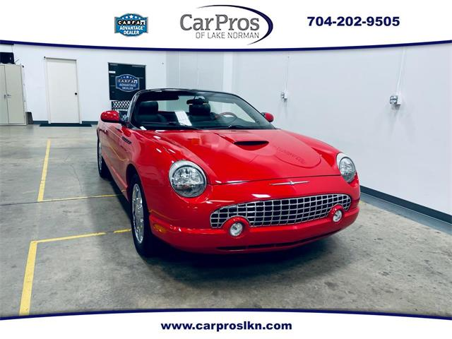 2002 Ford Thunderbird (CC-1525964) for sale in Mooresville, North Carolina