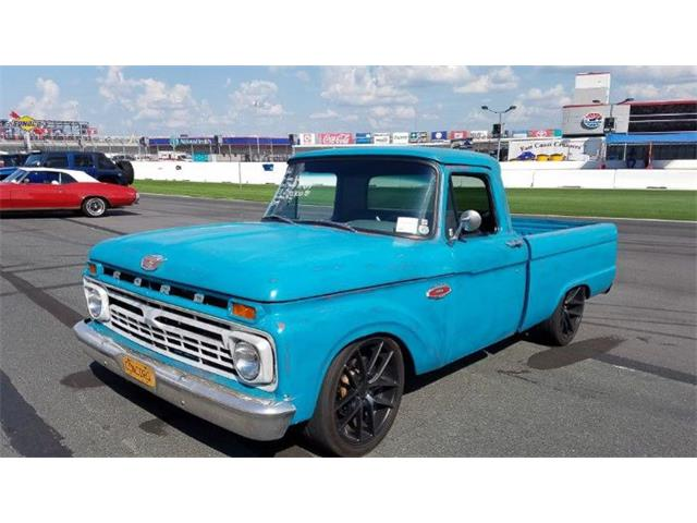 1966 Ford Pickup (CC-1525968) for sale in Cadillac, Michigan