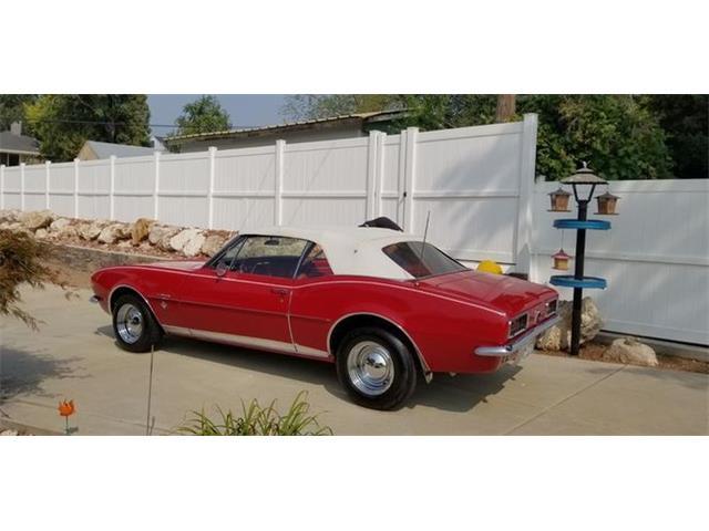1967 Chevrolet Camaro (CC-1525969) for sale in Cadillac, Michigan