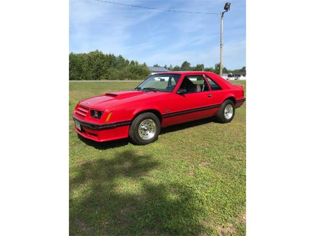 1982 Ford Mustang (CC-1525972) for sale in Cadillac, Michigan