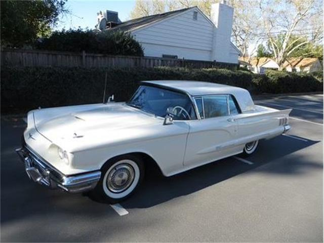 1960 Ford Thunderbird (CC-1525973) for sale in Cadillac, Michigan
