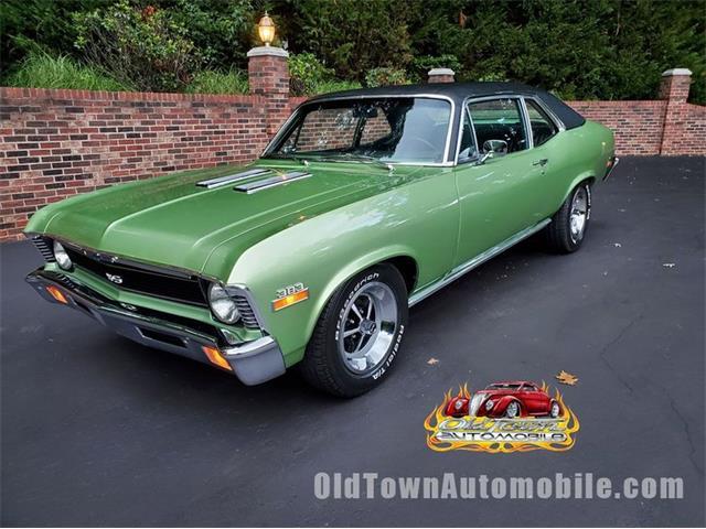 1970 Chevrolet Nova (CC-1520599) for sale in Huntingtown, Maryland