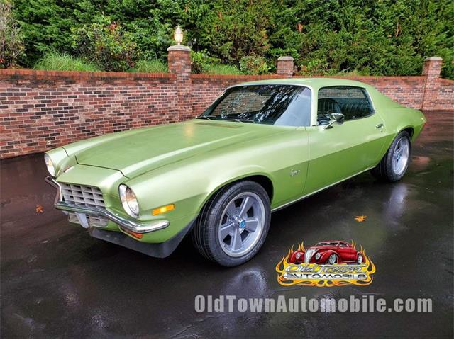 1972 Chevrolet Camaro (CC-1520600) for sale in Huntingtown, Maryland