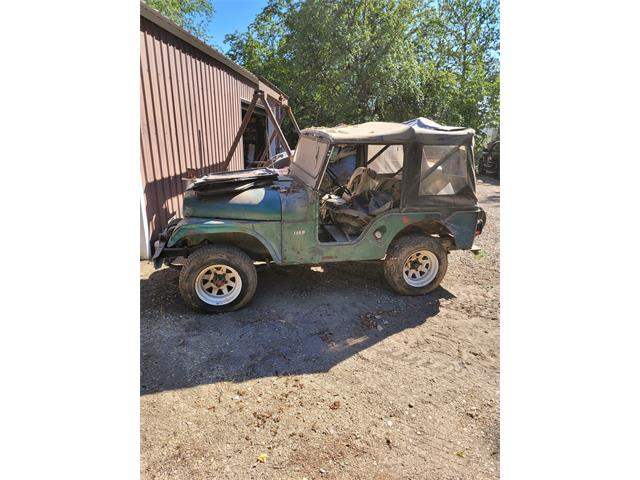 1955 Jeep CJ5 (CC-1526005) for sale in Boise, Idaho