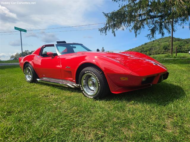 1976 Chevrolet Corvette (CC-1526007) for sale in martinsburg, Pennsylvania