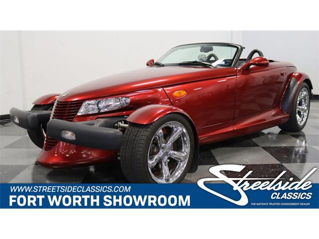 2002 Chrysler Prowler (CC-1526024) for sale in Ft Worth, Texas