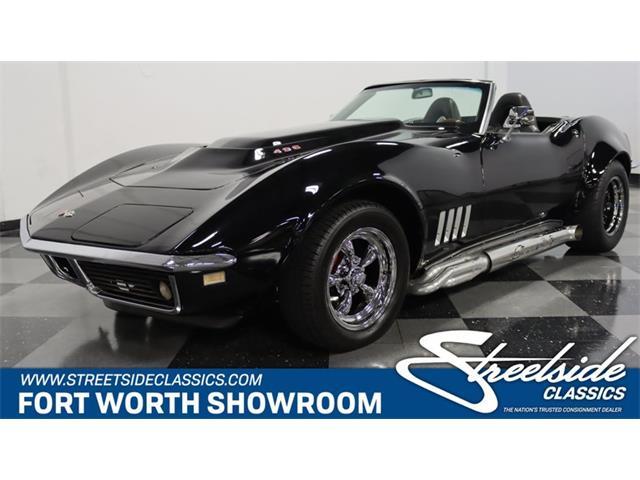 1968 Chevrolet Corvette (CC-1526025) for sale in Ft Worth, Texas