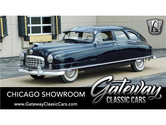 1949 Nash Ambassador (CC-1526027) for sale in O'Fallon, Illinois