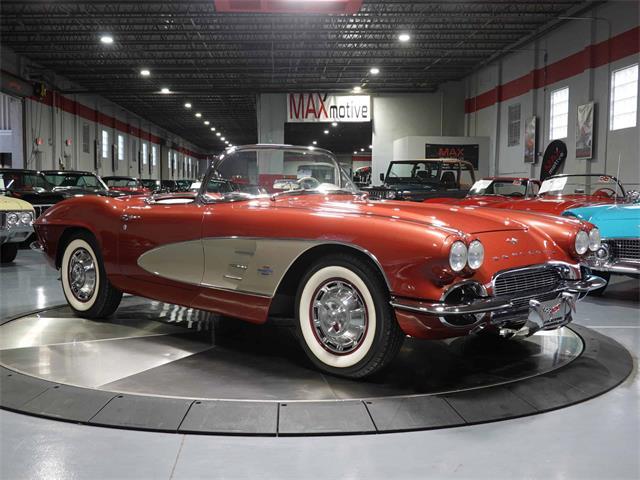 1961 Chevrolet Corvette (CC-1526036) for sale in Pittsburgh, Pennsylvania