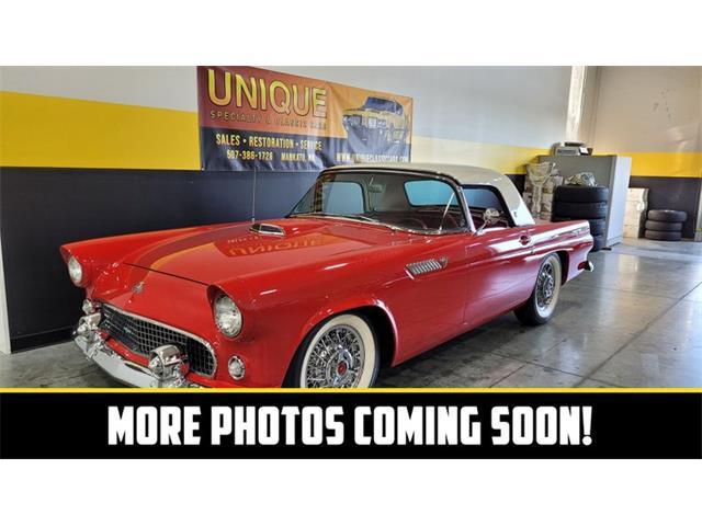 1955 Ford Thunderbird (CC-1526037) for sale in Mankato, Minnesota