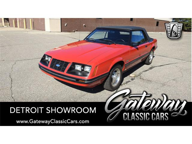 1983 Ford Mustang (CC-1526042) for sale in O'Fallon, Illinois