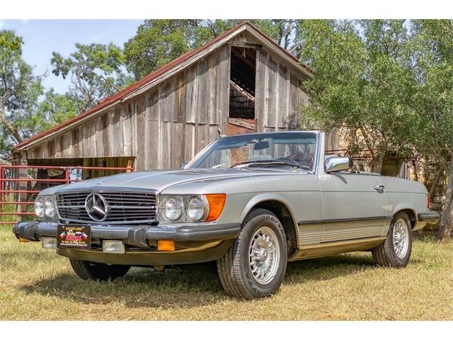 1982 Mercedes-Benz 380SL (CC-1526051) for sale in Fredericksburg, Texas