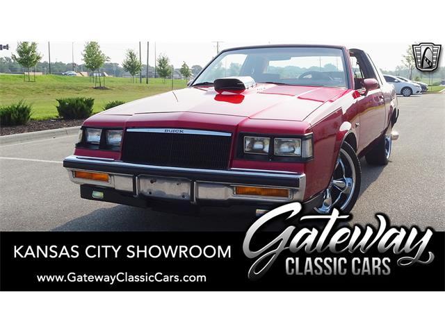 1984 Buick Regal (CC-1526068) for sale in O'Fallon, Illinois