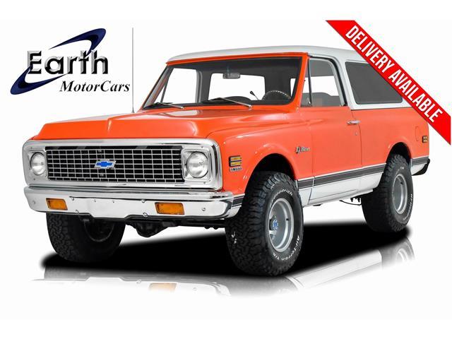 1972 Chevrolet Blazer (CC-1526069) for sale in Carrollton, Texas