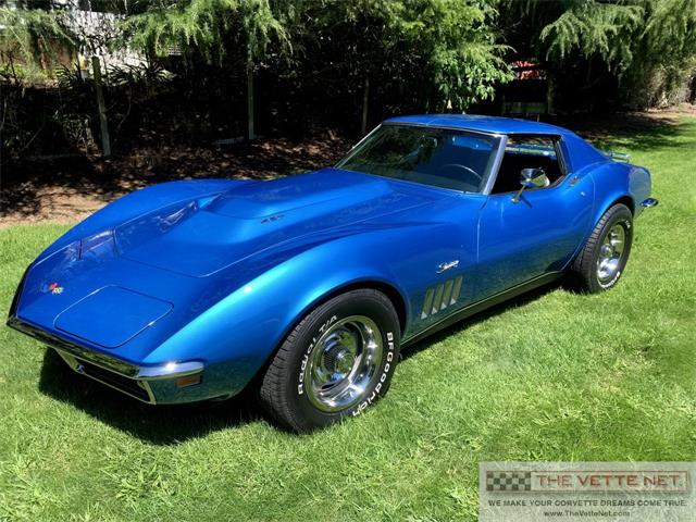 1969 Chevrolet Corvette (CC-1526074) for sale in Sarasota, Florida