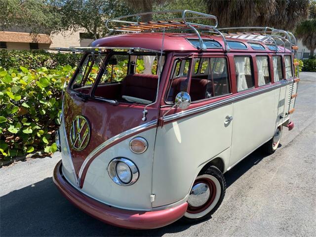 1973 Volkswagen Vanagon (CC-1526102) for sale in Boca Raton, Florida