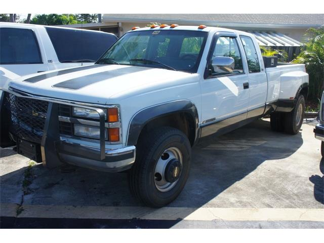 1991 Chevrolet C/K 3500 (CC-1526106) for sale in Lantana, Florida