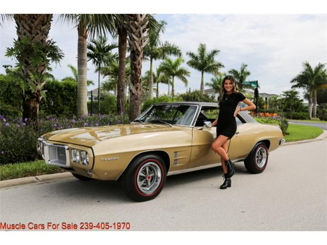 1969 Pontiac Firebird (CC-1526113) for sale in Fort Myers, Florida