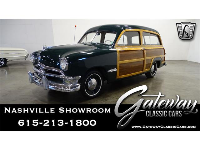 1950 Ford Country Squire (CC-1526121) for sale in O'Fallon, Illinois