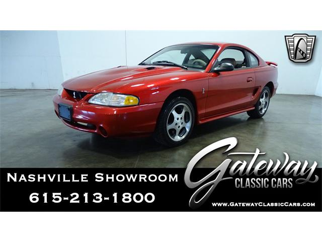 1996 Ford Mustang (CC-1526122) for sale in O'Fallon, Illinois