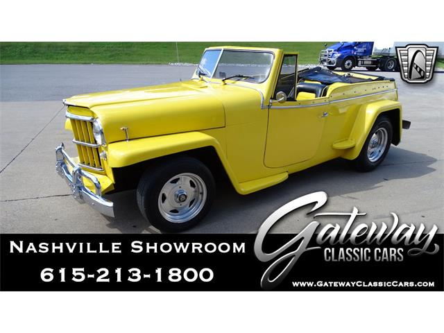 1948 Willys Jeepster (CC-1526125) for sale in O'Fallon, Illinois