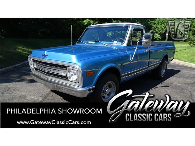 1970 Chevrolet C20 (CC-1526134) for sale in O'Fallon, Illinois