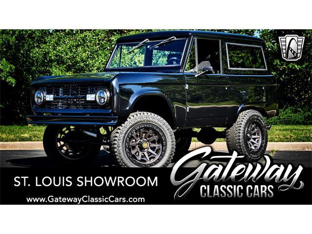 1973 Ford Bronco (CC-1526140) for sale in O'Fallon, Illinois