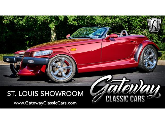 2002 Chrysler Prowler (CC-1526143) for sale in O'Fallon, Illinois