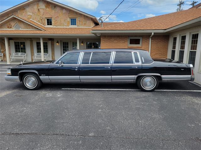 1991 Cadillac Fleetwood Limousine (CC-1526154) for sale in Albany, Kentucky