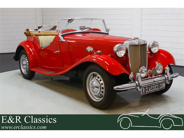 1952 MG TD (CC-1526155) for sale in Waalwijk, [nl] Pays-Bas