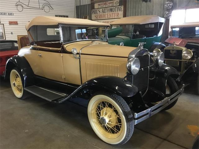 1930 Ford Model A (CC-1526163) for sale in UTICA, Ohio