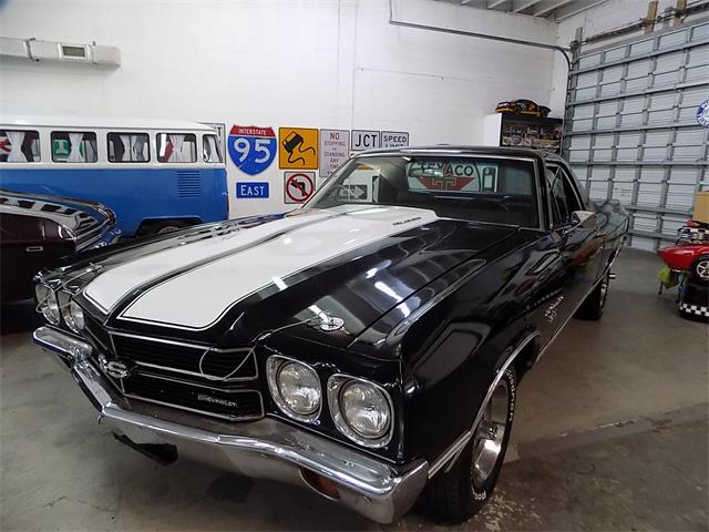 1970 Chevrolet El Camino (CC-1526180) for sale in Pompano Beach, Florida