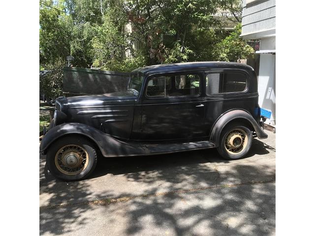 1935 Chevrolet 2-Dr Sedan (CC-1526192) for sale in Citrus Heights, California