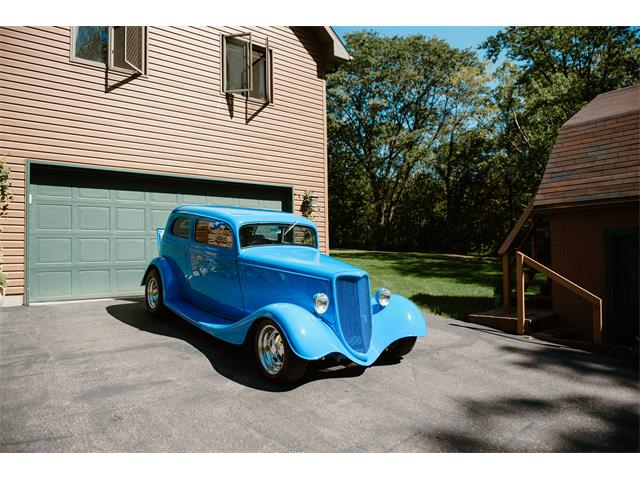 1934 Ford Victoria (CC-1526202) for sale in Pardeeville, Wisconsin