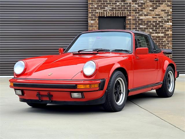 1987 Porsche 911 (CC-1526203) for sale in Flowery Branch, Georgia