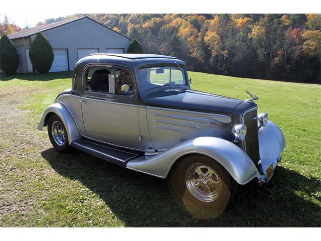 1935 Chevrolet Coupe (CC-1526205) for sale in Scottsdale, Arizona
