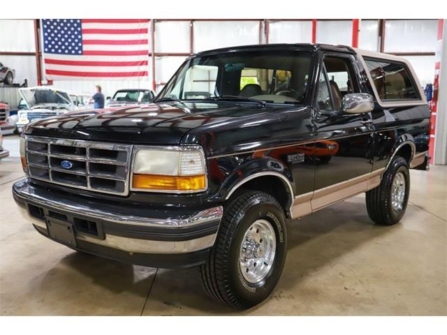 1996 Ford Bronco (CC-1526217) for sale in Kentwood, Michigan