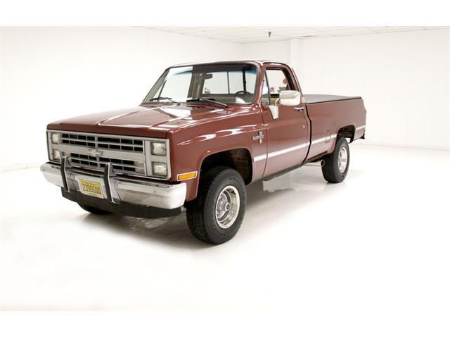 1987 Chevrolet Silverado (CC-1526220) for sale in Morgantown, Pennsylvania