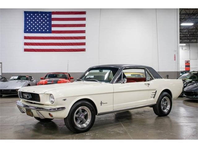 1966 Ford Mustang (CC-1526225) for sale in Kentwood, Michigan
