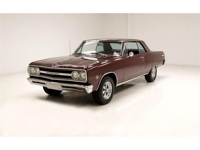 1965 Chevrolet Malibu (CC-1526226) for sale in Morgantown, Pennsylvania