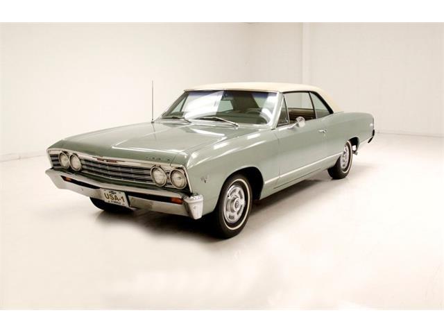 1967 Chevrolet Chevelle (CC-1526230) for sale in Morgantown, Pennsylvania