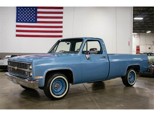 1984 Chevrolet C10 (CC-1526231) for sale in Kentwood, Michigan