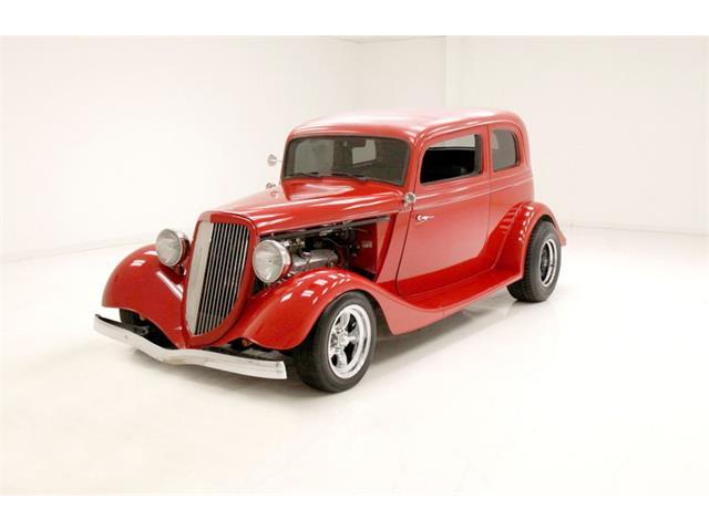 1933 Ford Victoria (CC-1526235) for sale in Morgantown, Pennsylvania