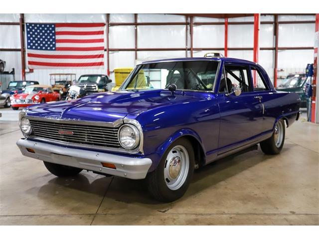 1965 Chevrolet Nova (CC-1526237) for sale in Kentwood, Michigan