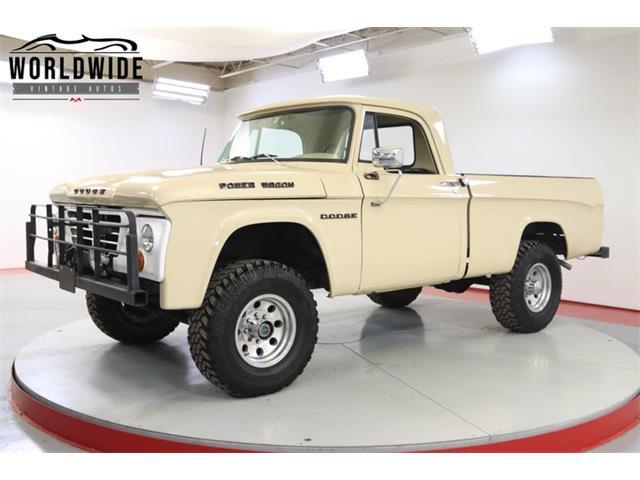 1964 Dodge W100 (CC-1526260) for sale in Denver , Colorado